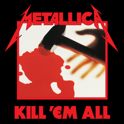 View album Kill 'Em All (Remastered)