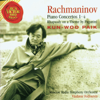 Kun-Woo Paik & Moscow Radio Symphony Orchestra - Rhapsody on a Theme of Paganini in A Minor for Piano and Orchestra, Op. 43: Tema: L'istesso tempo artwork