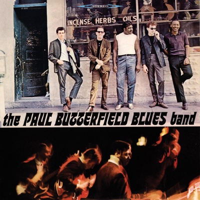The Paul Butterfield Blues Band - The Paul Butterfield Blues Band album
