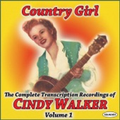 Cindy Walker - Barstool Cowboy from Old Barstow