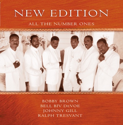 All the Number Ones - New Edition album