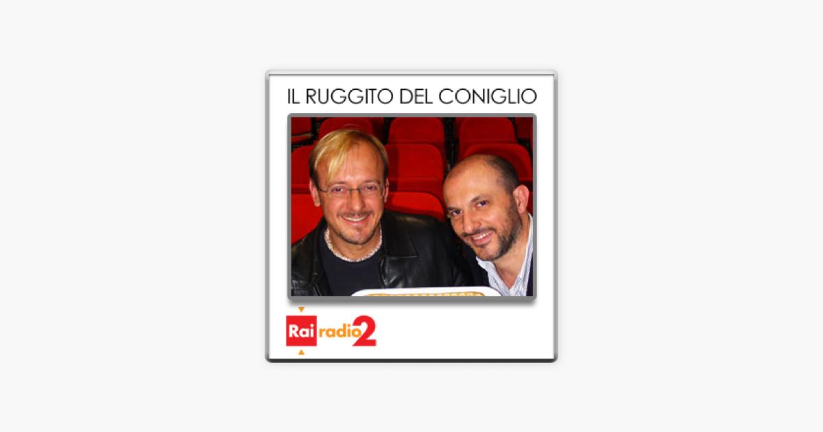 SCARICARE PODCAST RUGGITO DEL CONIGLIO ANDROID