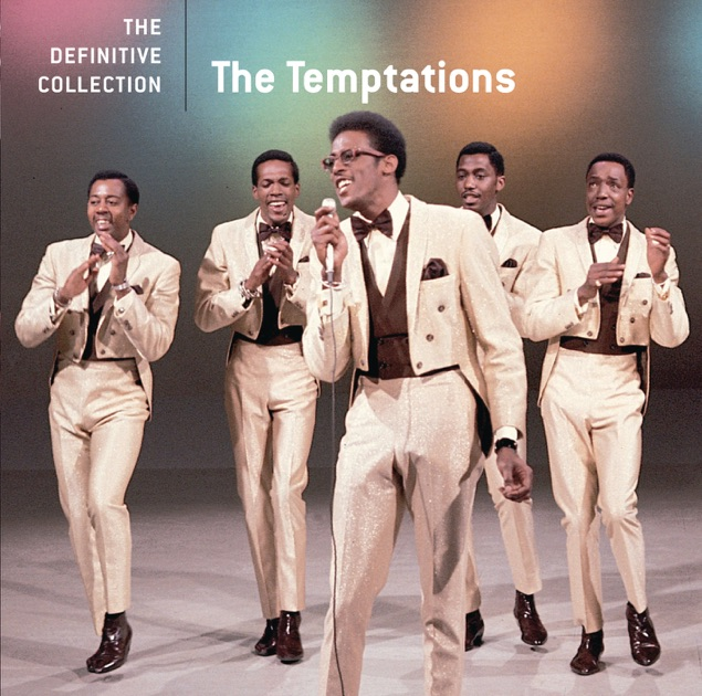 The Definitive Collection: The Temptations by The Temptations on ...