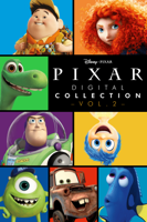 Buena Vista Home Entertainment, Inc. - Disney Pixar Digital Collection Vol. 2 artwork