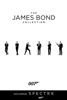 The James Bond Collection Movie Synopsis, Reviews