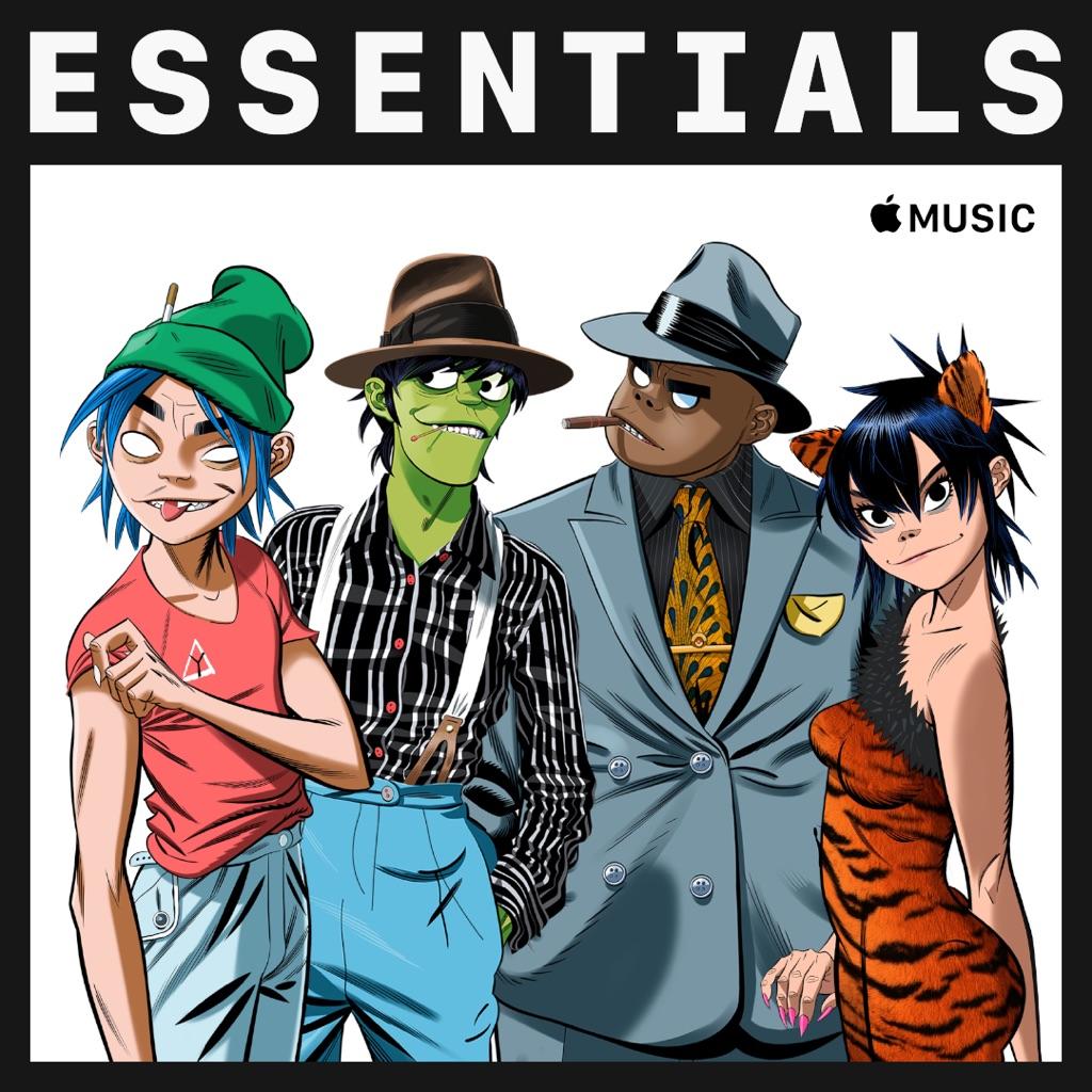 Gorillaz Essentials
