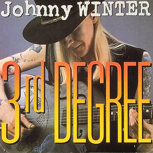Art for Mojo Boogie by Johnny Winter