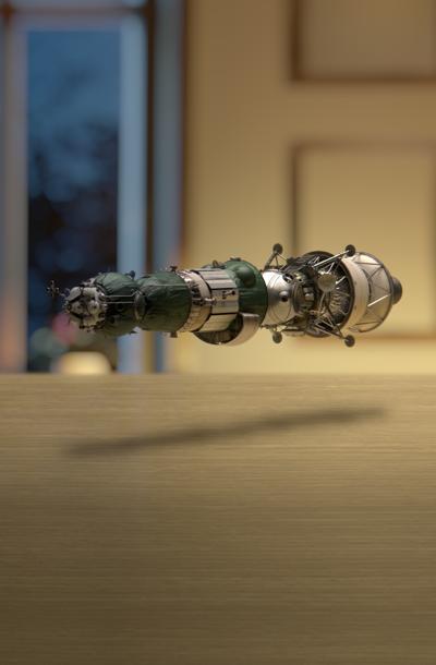 The Soyuz Spacecraft: Explore in AR
