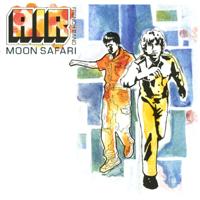 Air - Moon Safari artwork