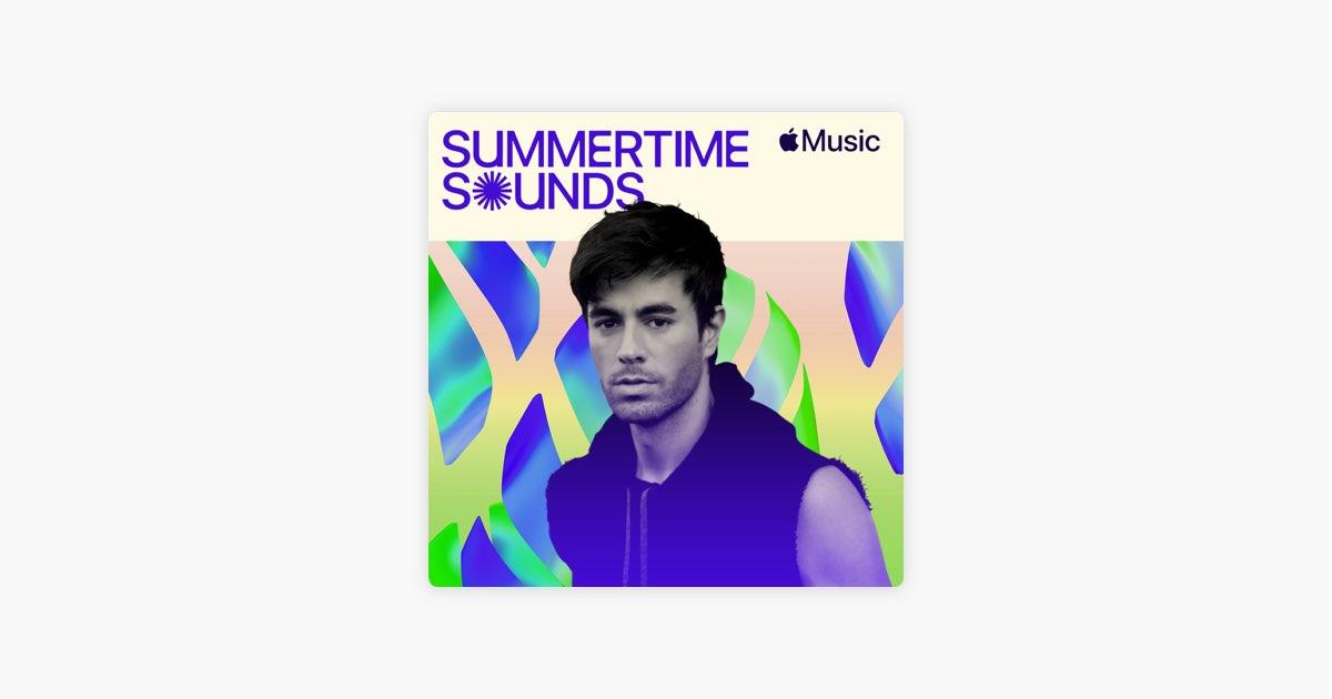 Enrique Iglesias' Summer Vibes