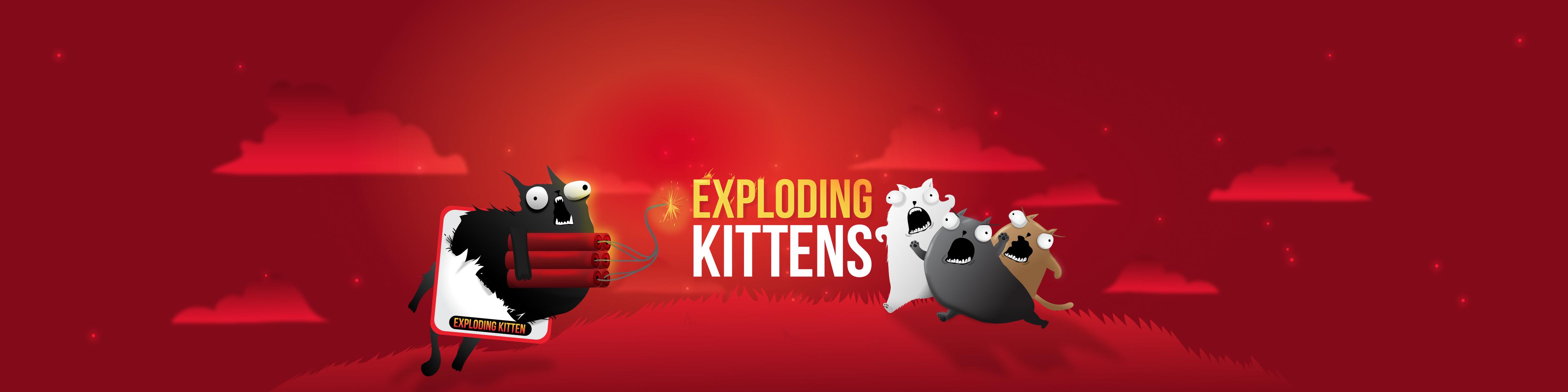Exploding Kittens® - Revenue & Download estimates - Apple