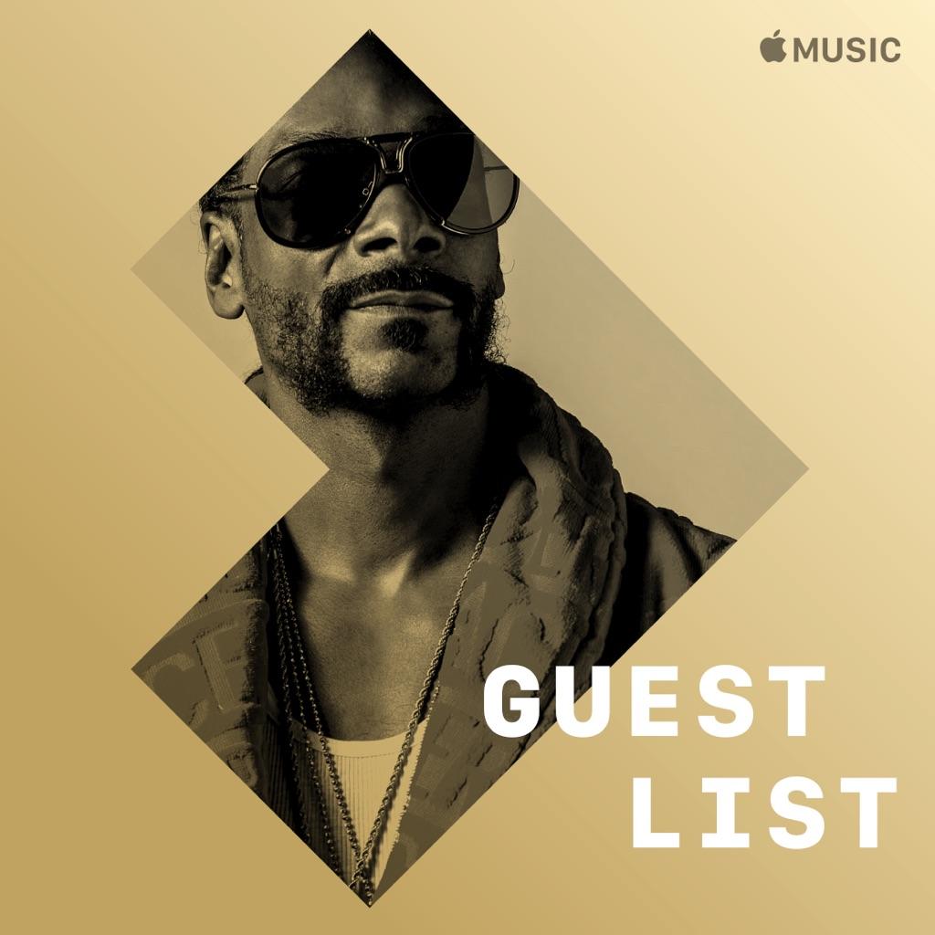 Guest List: Snoop Dogg