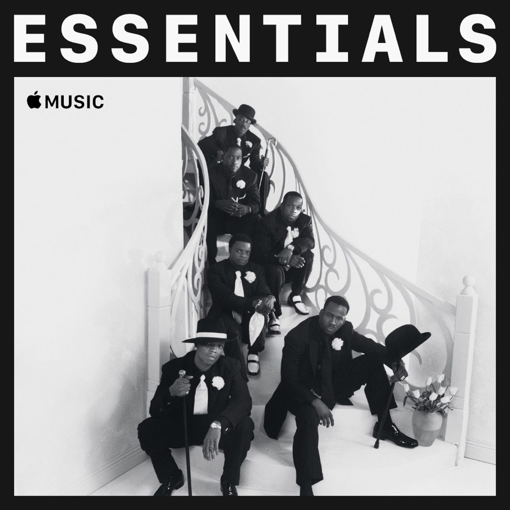 New Edition Essentials