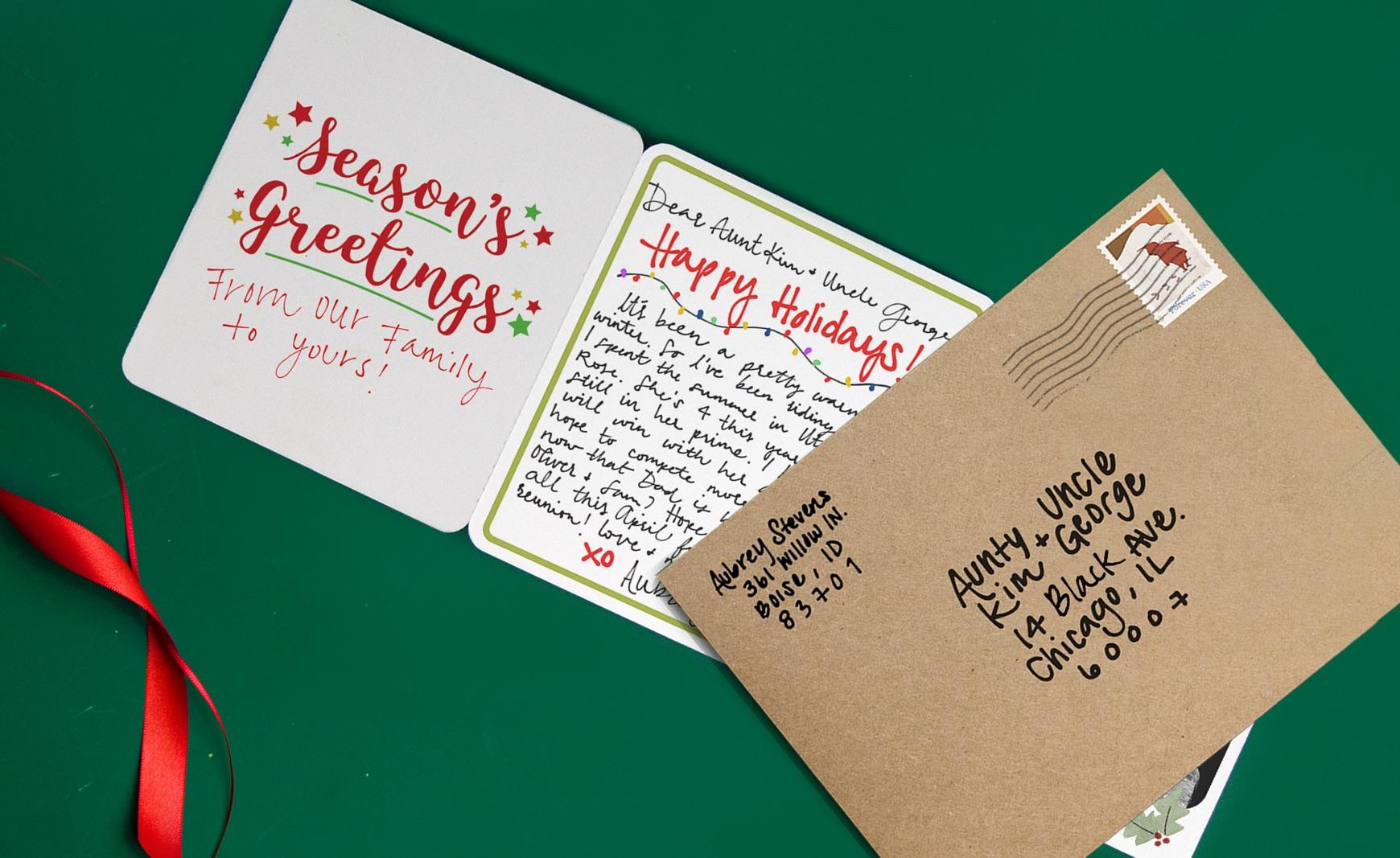 Felt Greeting Birthday Cardsapp Store Story
