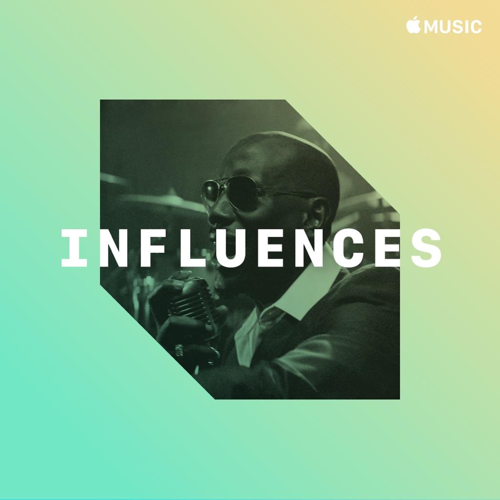 Tyrese: Influences