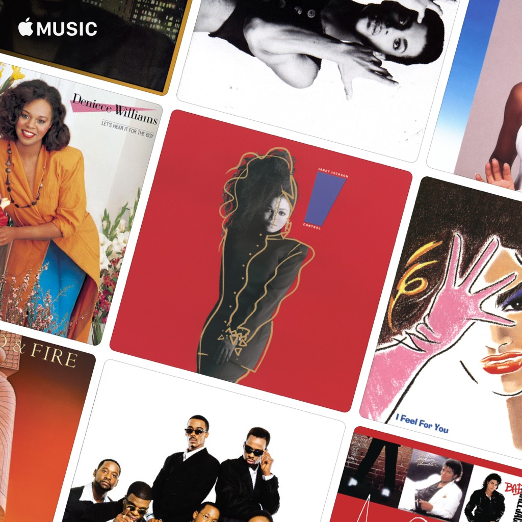 Best R&B Songs of the '80s, Vol. 1