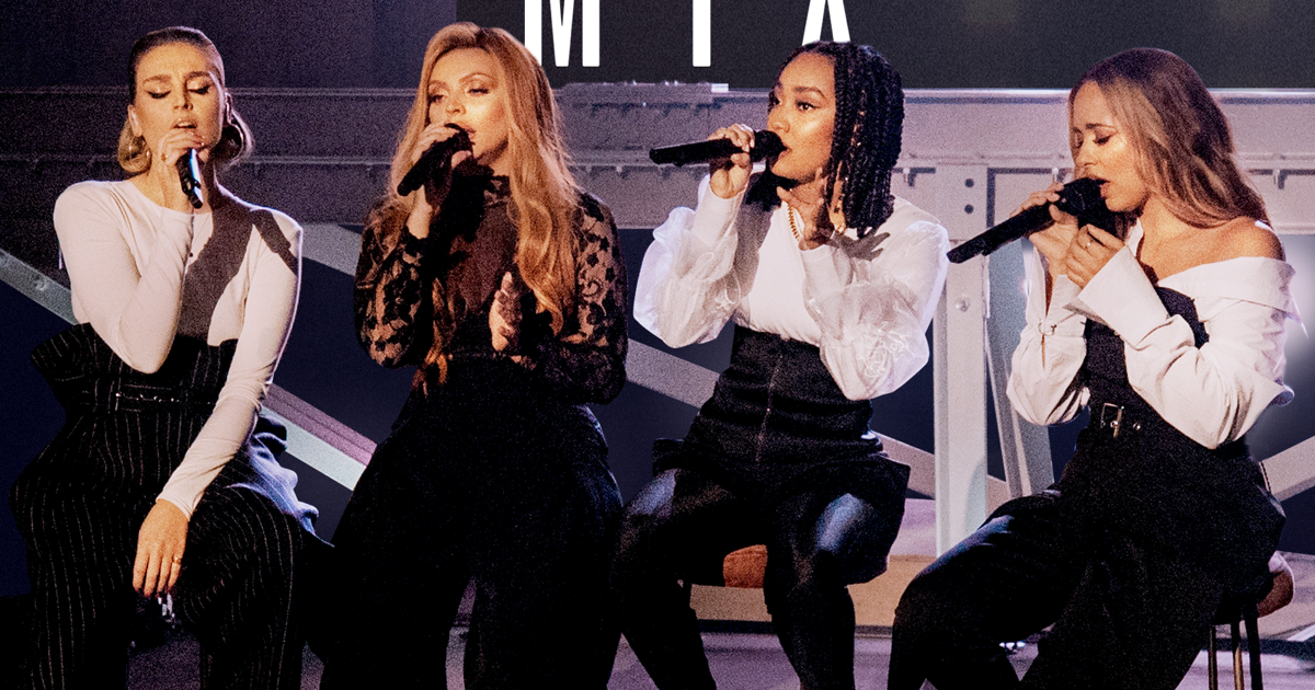 Apple Music Presents: Little Mix - Live from London on Apple