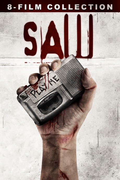 Saw 8 Film Collection (Digial HD Movie)