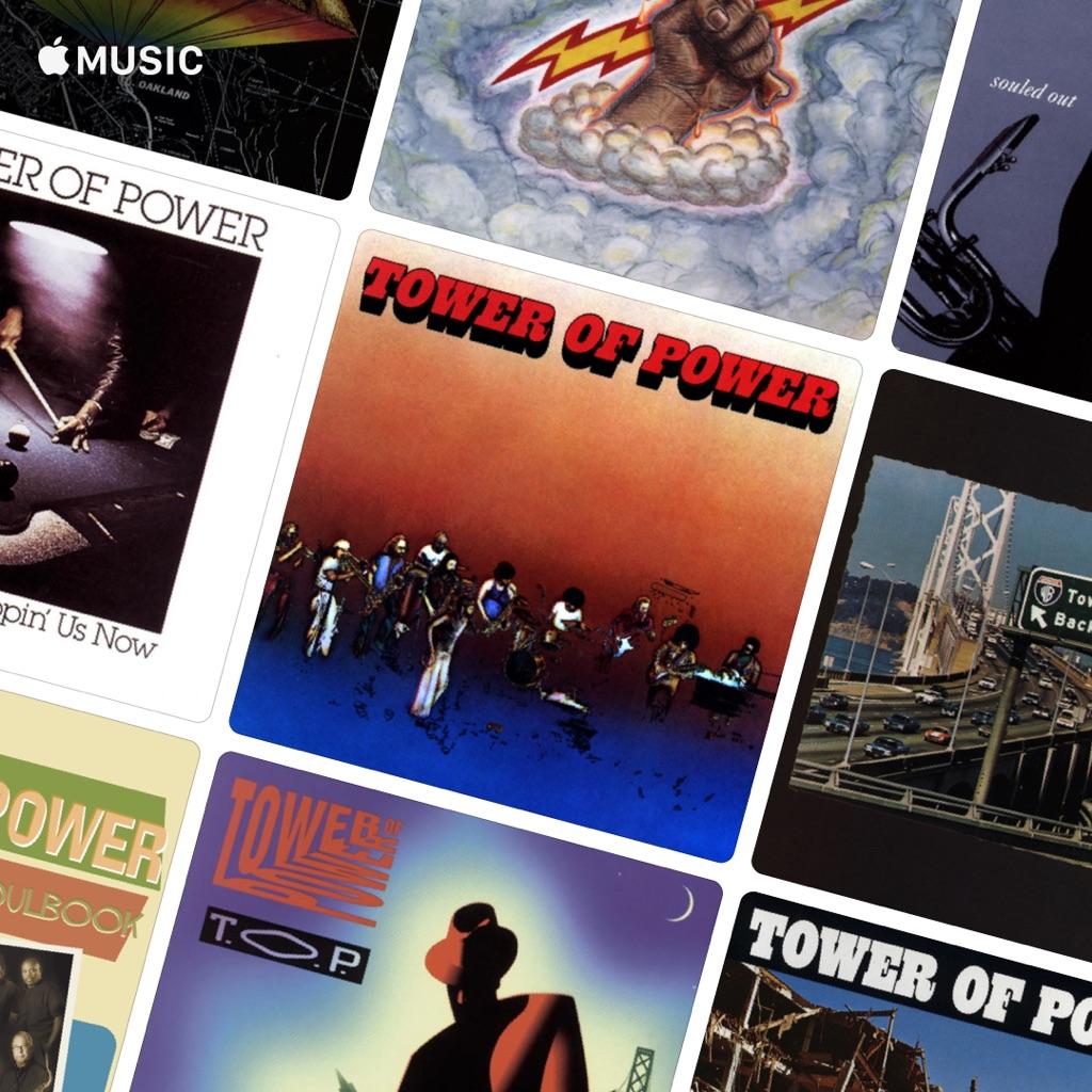 Tower of Power Essentials