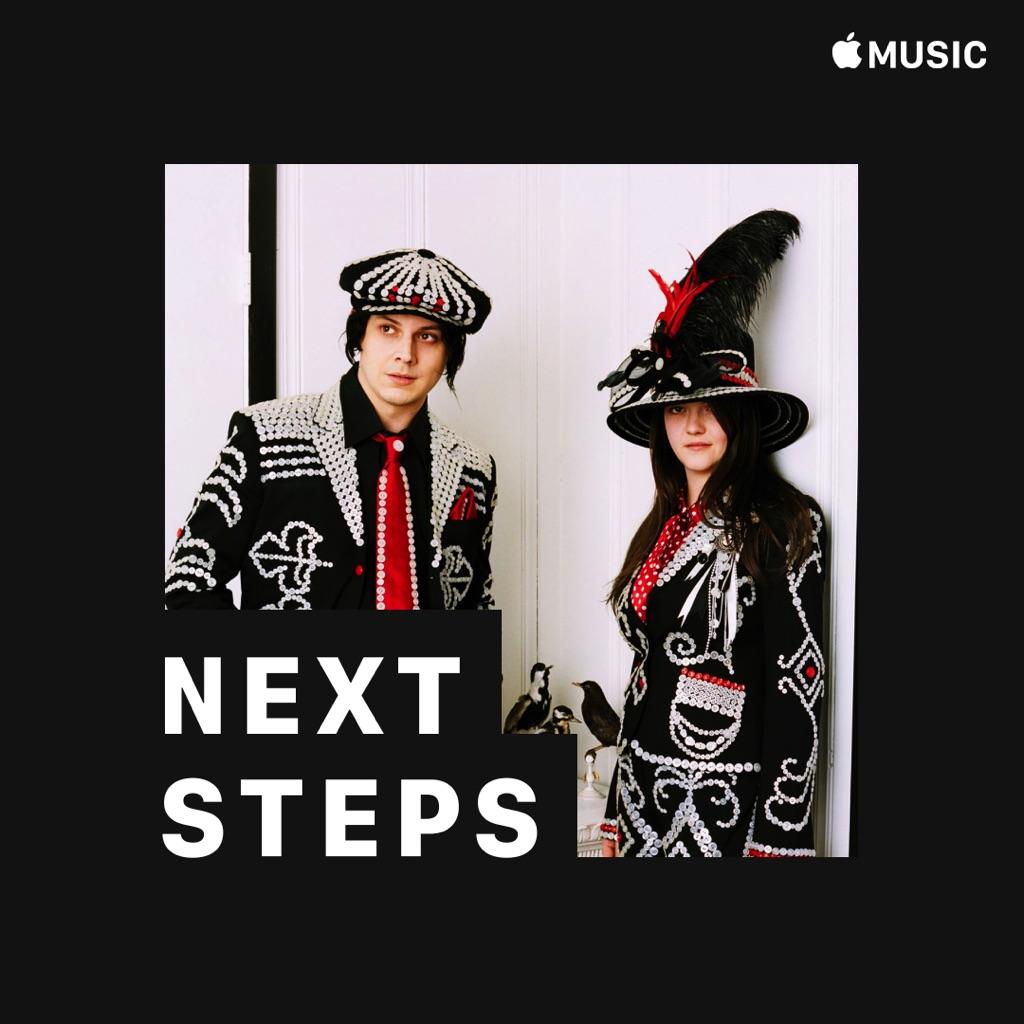 The White Stripes: Next Steps
