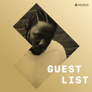Guest List: Kendrick Lamar