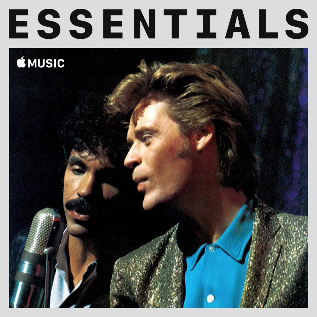 Hall & Oates Essentials