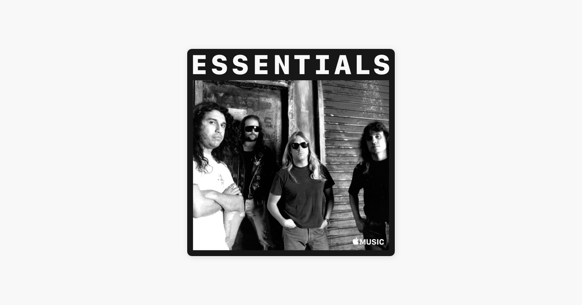 Slayer Essentials on Apple Music