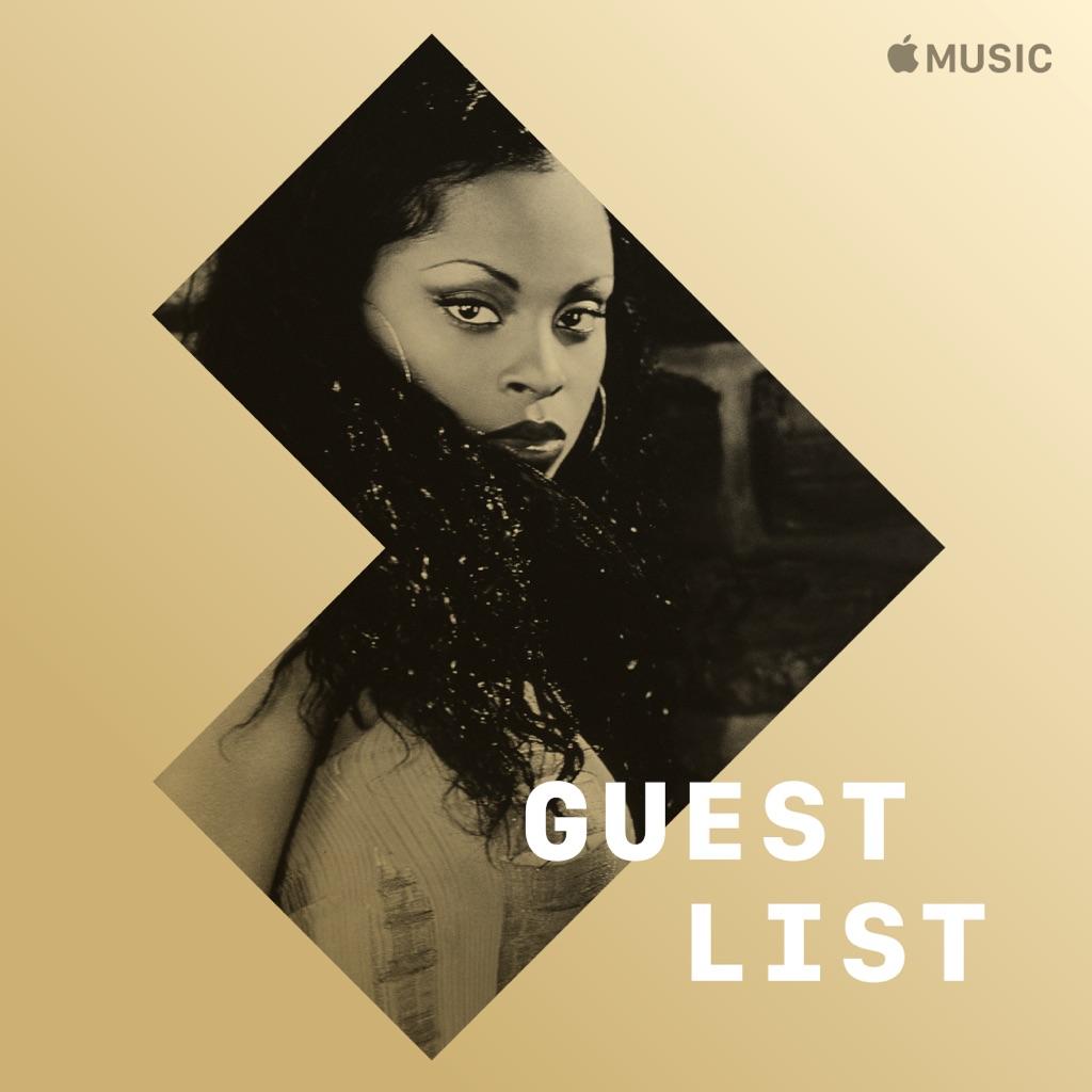 Guest List: Foxy Brown