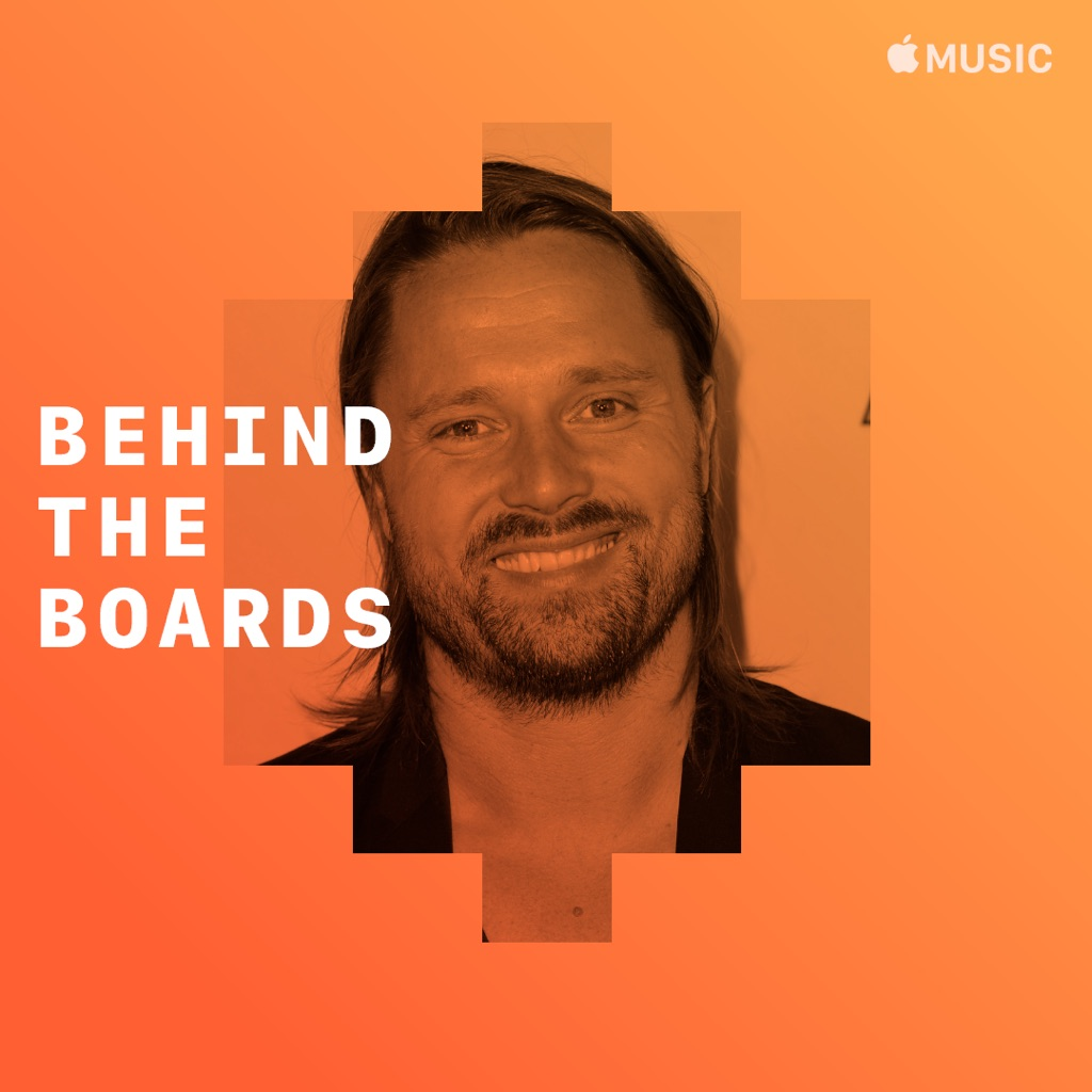 Max Martin: Behind the Boards