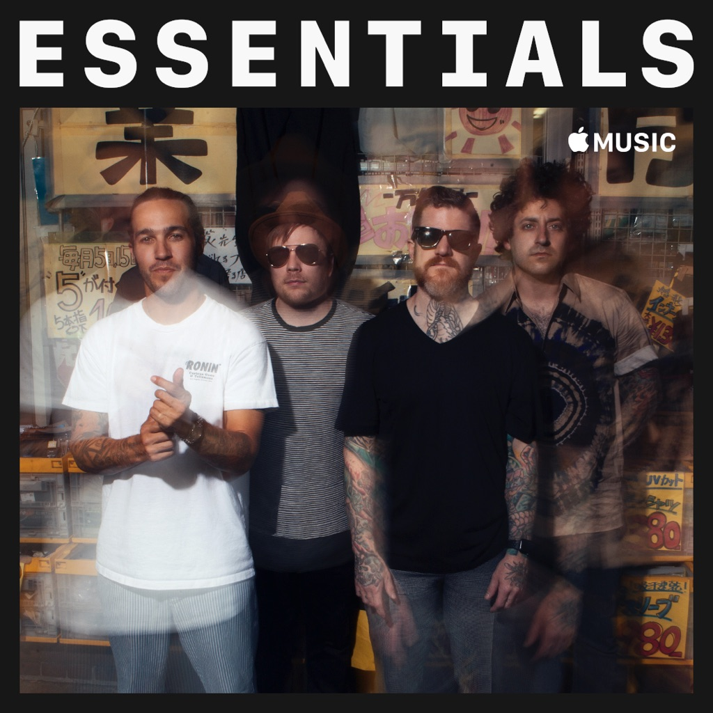 Fall Out Boy Essentials