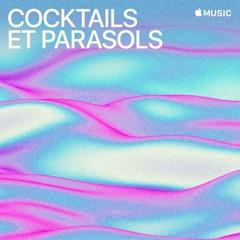 Cocktails et parasols