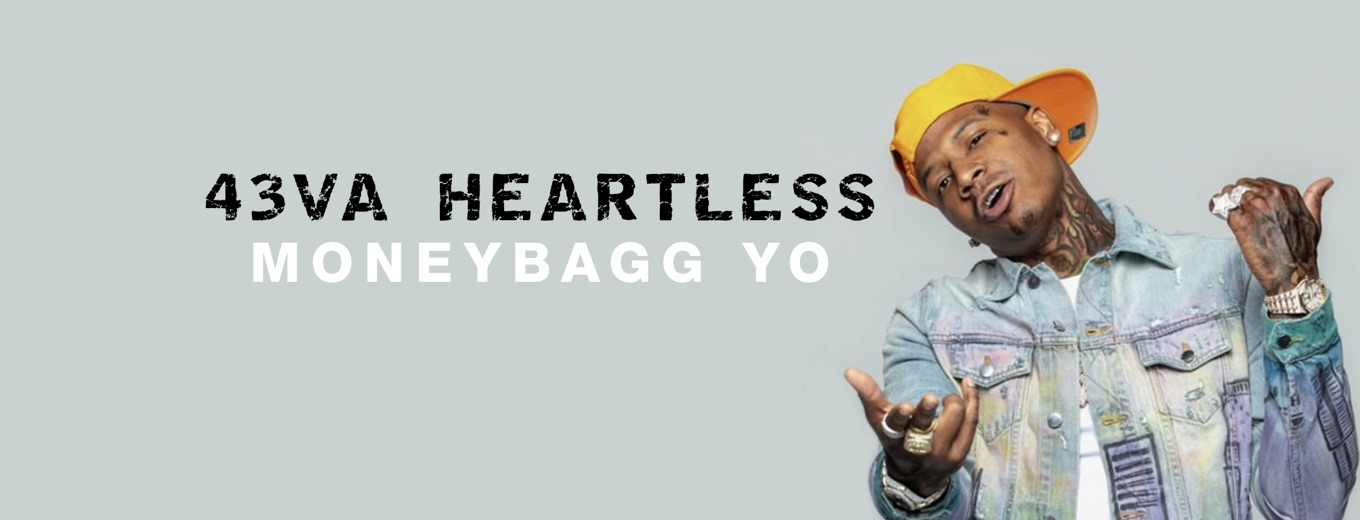 43VA HEARTLESS by Moneybagg Yo