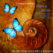 Classical Indian Flute & Violin With Virtuoso Brothers V.K. Raman and Mysore V. Srikanth