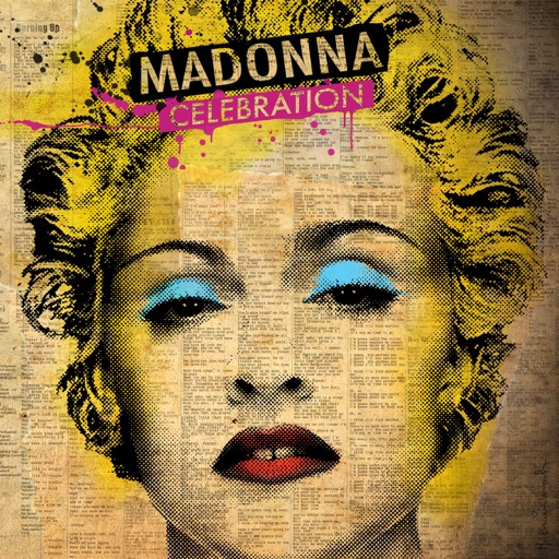 Art for Vogue by Madonna