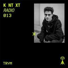 KNTXT RADIO 013 (DJ Mix)