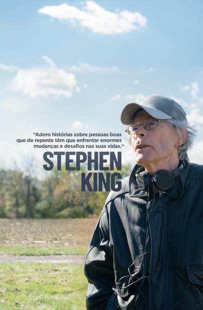 Filmes e programas com inspiração e criação de Stephen King.