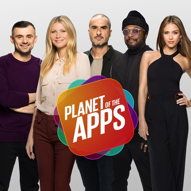Planet of the Apps — Watch on Apple Music.