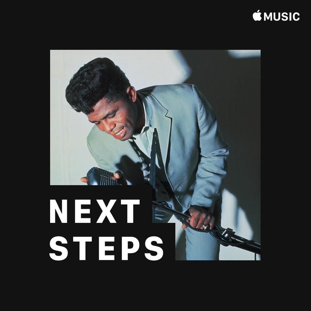 James Brown: Next Steps