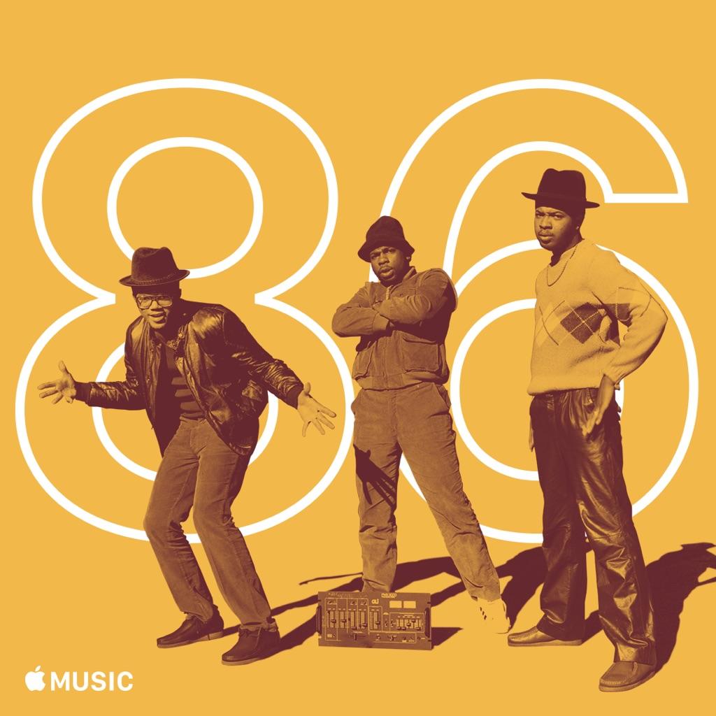 Hip-Hop/R&B Hits: 1986