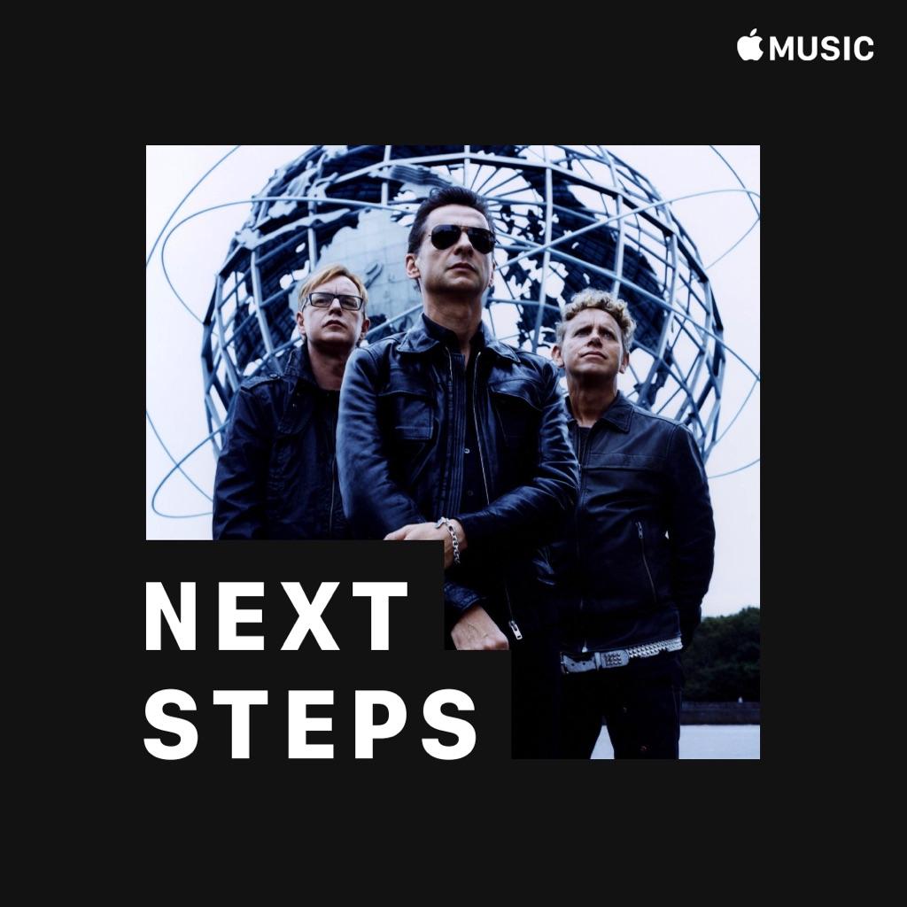 Depeche Mode: Next Steps