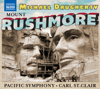 Paul Jacobs, Pacific Symphony Orchestra & Carl St. Clair - Michael Daugherty: Mount Rushmore, Radio City & The Gospel According to Sister Aimee  artwork