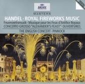 The English Concert/Trevor Pinnock - Handel: Music for the Royal Fireworks