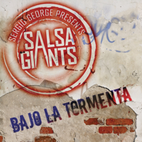 Sergio George's Salsa Giants - Bajo la Tormenta artwork