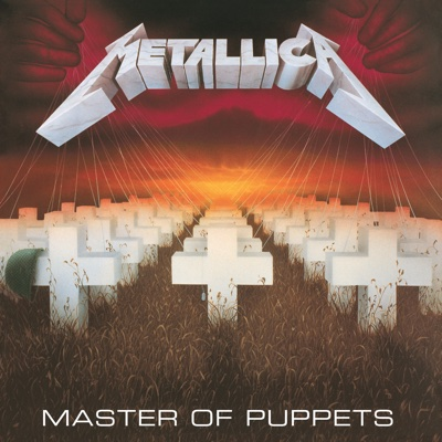 Master of Puppets - Metallica album