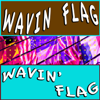 Wavin' Flag - Played-A-Live artwork