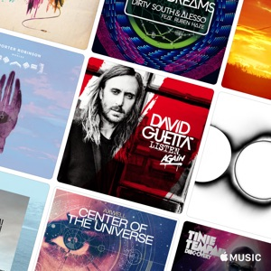 Euphoric Dance-Pop Anthems