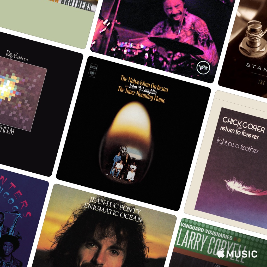 Pioneers of Jazz Fusion