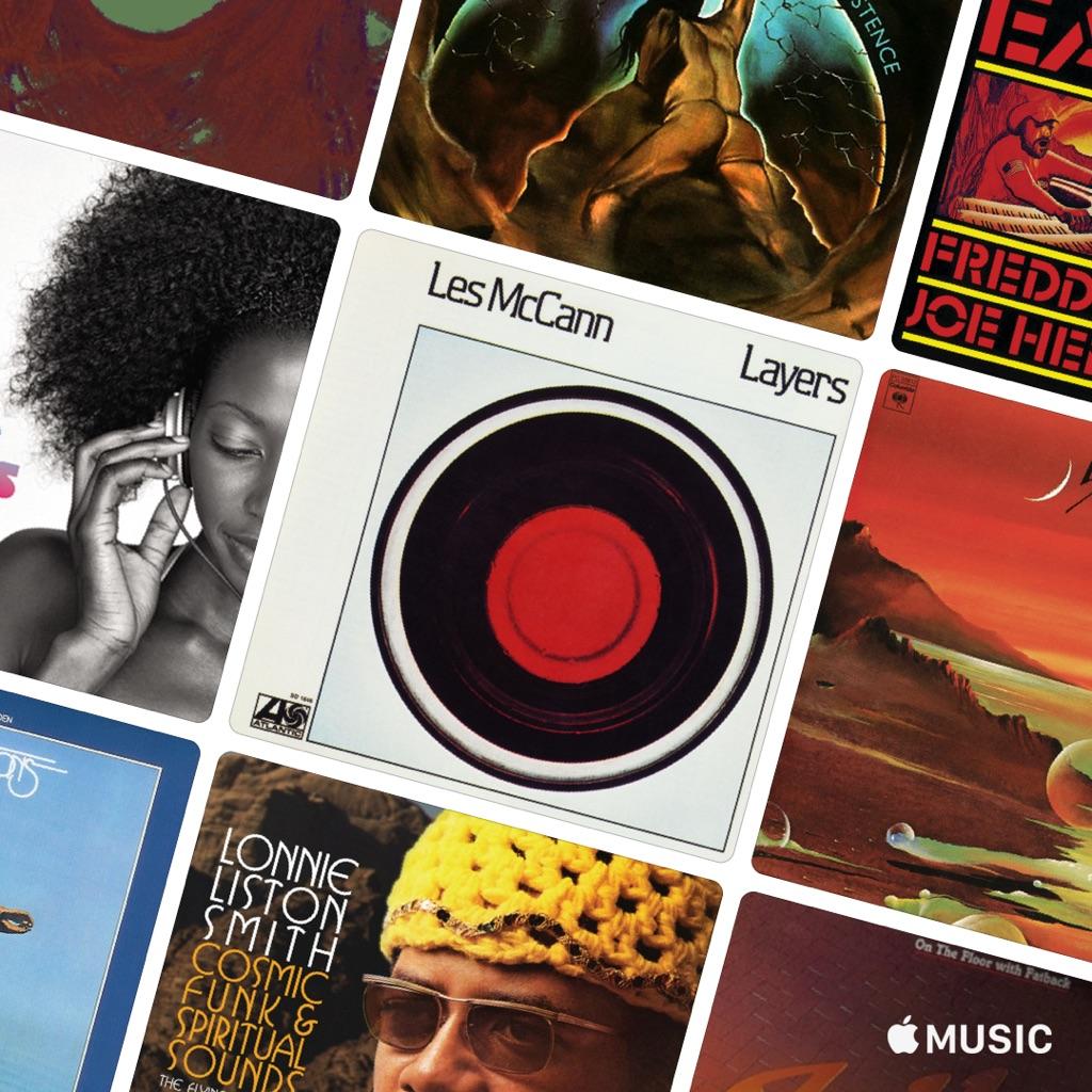 Cosmic Jazz Funk Mix