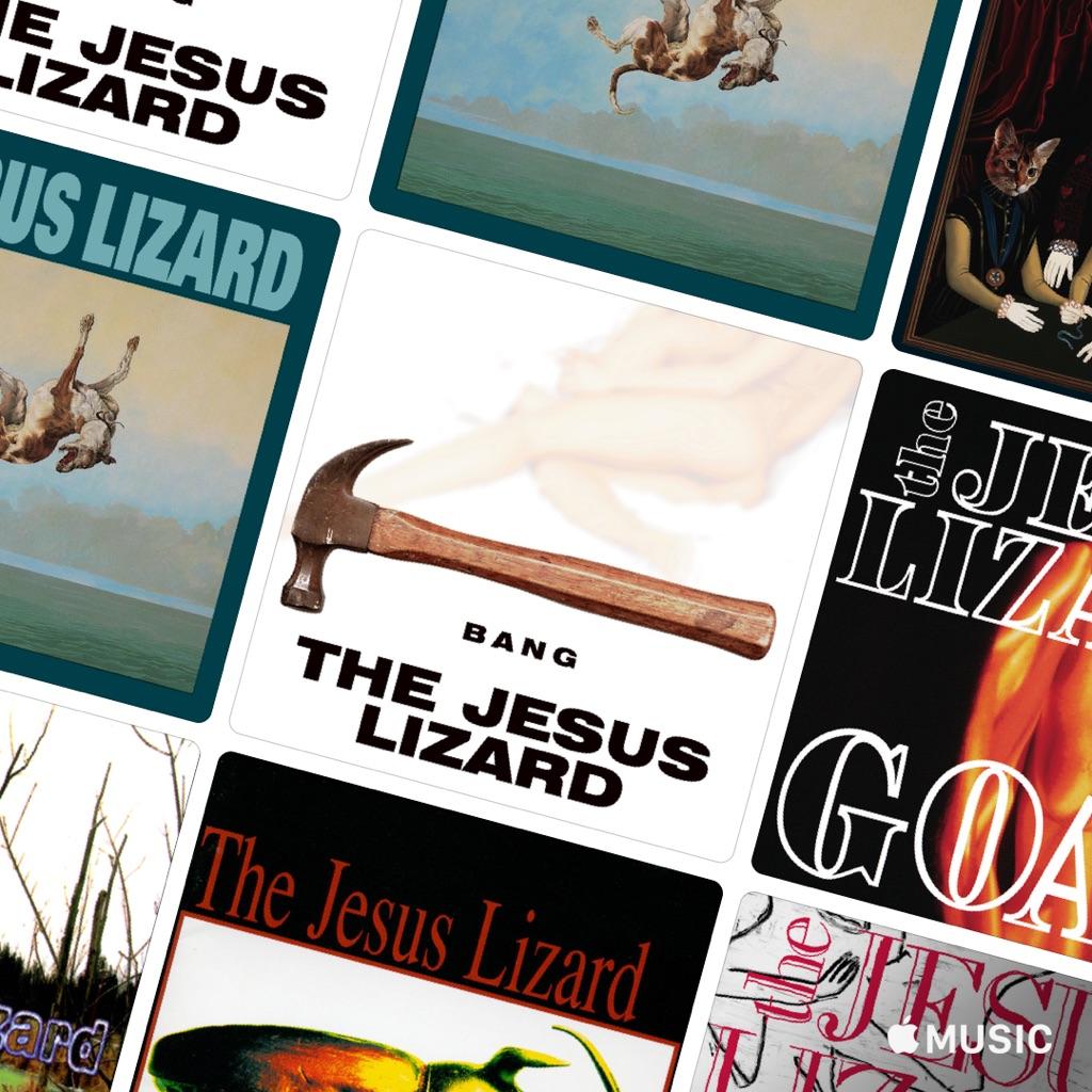The Jesus Lizard Essentials