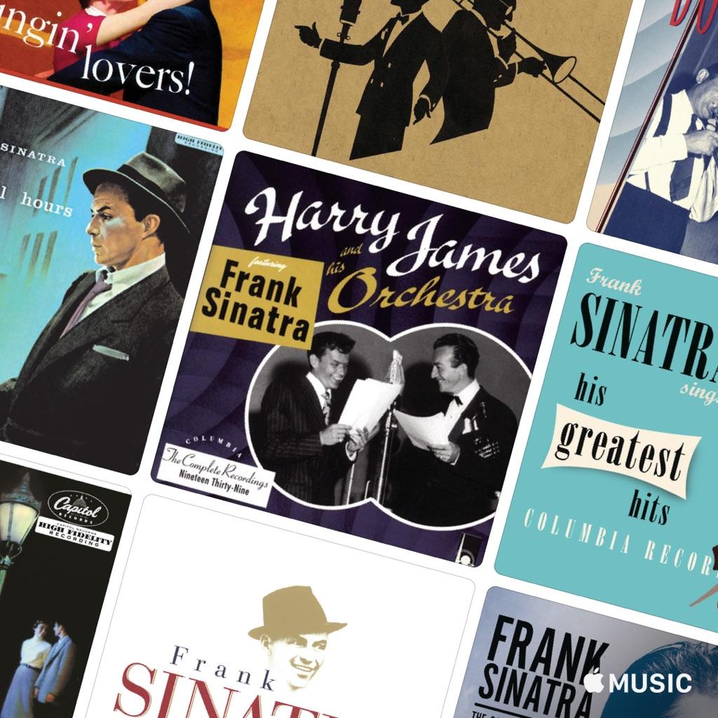 The Evolution of Frank Sinatra